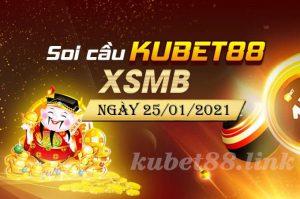 Du doan soi cau XSMB ngay 25-1-2021