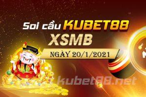du doan soi cau XSMB ngay 20-1-2021