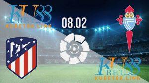 Cùng KUBET phân tích trận đấu Aletico Madrid vs Celta Vigo