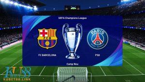 Cùng KUBET phân tích trận đấu Barca vs PSG