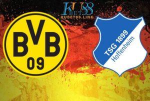 Cùng KUBET phân tích trận đấu Dortmund vs Hoffenheim
