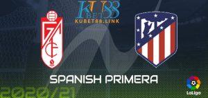 Cùng KUBET phân tích trận đấu Granada vs Atletico Madrid