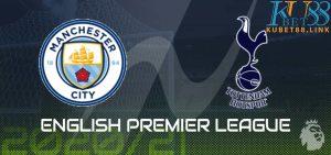 Cùng KUBET phân tích trận đấu Man City vs Tottenham
