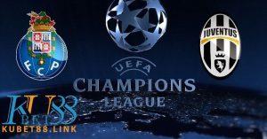 Cùng KUBET phân tích trận đấu giữa Porto vs Juventus