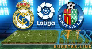 Cùng KUBET phân tích trận đấu Real Madrid vs Getafe
