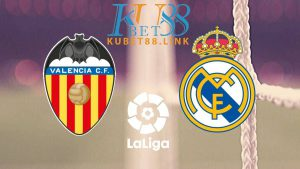 Cùng KUBET phân tích trận đấu giữa Real Madrid vs Valencia