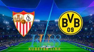 Cùng KUBET phân tích trận đấu giữa Sevilla vs Dortmund